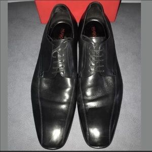 Hugo Boss MAXION Leather Oxford Dress Shoes - 13US